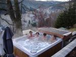 Masážní bazén ,celoroční,super relax